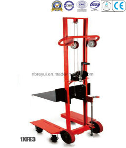 2500kg (Light duty manual) Platform Winch Lift Truck pictures & photos