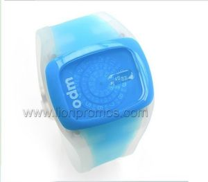 Beautiful Silicone Jelley Gift Wrist Watch pictures & photos