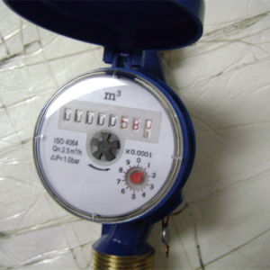 Class B High Accuracy Brass Water Flow Meter pictures & photos