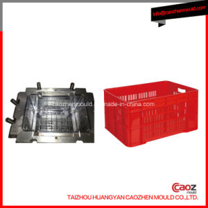 Hot Sale/Plastic Injection Vegetable Crate Molding