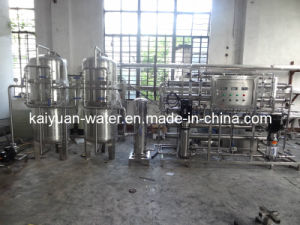 Reverse Osmosis 2 Stage Stainless Steel Water Distillation Plant pictures & photos