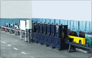 Roller Type Section-Straightening Machine Model Glj-200 pictures & photos