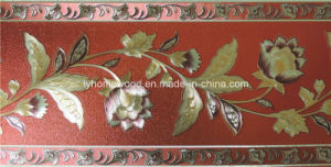 Gold Foil Wallpaper Border (RS18003) pictures & photos