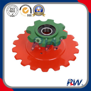 Welded Flange Agricultural Chain Sprocket pictures & photos