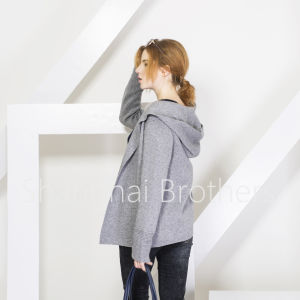Lady Fashion Cashmere Sweater 16braw403 pictures & photos