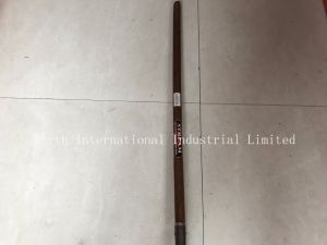 Long Wooden Handle Shovel for Qatar pictures & photos