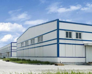 Steel Frame for Steel Building pictures & photos