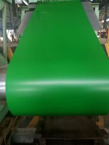 (0.125mm-1.3mm) Steel/PPGI/Color Coated Steel Coil/Steel Coil pictures & photos