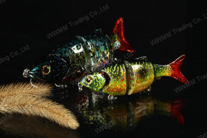 5 Section Fishing Lure (HMWJ80-105) pictures & photos