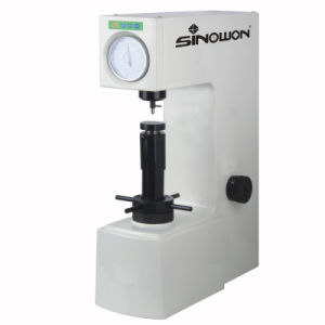 Hot Sale Economical Electronic Rockwell Durometre pictures & photos