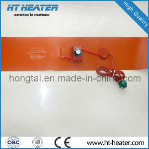 Silicone Rubber Heater for Drain Pipe pictures & photos