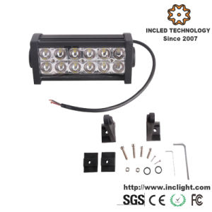 36W CREE Super Bright off Road Truck Light Bar
