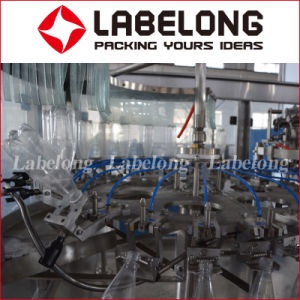 Automatic Carbonated Beverage Rinsing Filling Capping Machine with Low Price pictures & photos