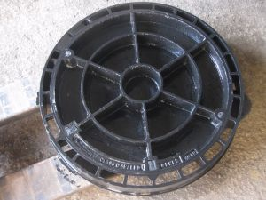 Access Covers Manhole Cover Multi-Parts Concrete Infill pictures & photos