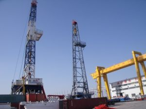 2000m Skid-Mounted Drilling Rig