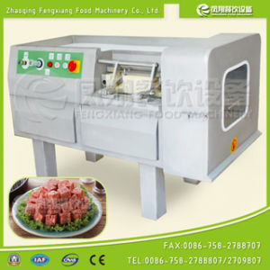Electric Automatic Frozen Meat Dice Cube Cutting Machine (FX-350) pictures & photos