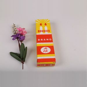 Buddhist Religious White Plain Wax Candle pictures & photos