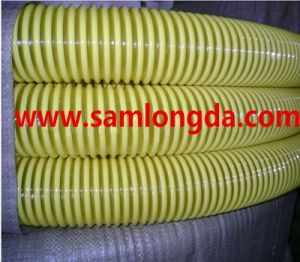 "PVC Spring Suction Hose for Water (1""-8"") pictures & photos"