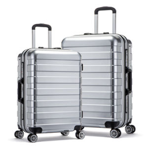 24inch Aluminum Hard Shell Suitcase pictures & photos
