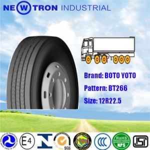 Boto Truck Tyre 12r22.5, Long Haul Steer Trailer Tyre pictures & photos