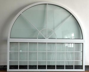 PVC Fixed Window pictures & photos