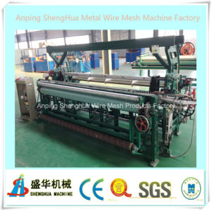 Anping Factory Hot Sale Plastic Mesh Weaving Machine pictures & photos