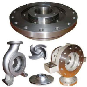 Casting Parts for Water Pump Casting, Pump Housing pictures & photos