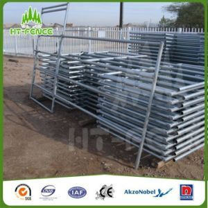 High Quality Steel Material Farm Fence pictures & photos