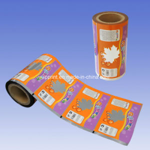 Plastic Printed Lamination Candy Automatic Packaging Film