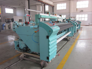 Air Jet Textile Loom with High Precision Cam Dobby pictures & photos