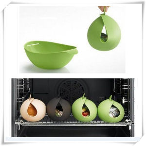 Collapsible Silicone Steaming Bowls (VR15006) pictures & photos