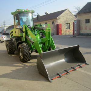 Zl16 with Grapple Fork Used Tractor Front End Loader pictures & photos