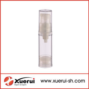 Cosmetic Plastic Airless Lotion Bottle for Cosmetic Packaging pictures & photos