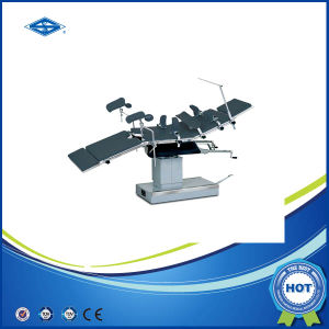 Multi Purpose Manual Operated Operation Table pictures & photos