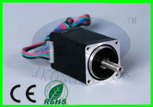 NEMA8 1.8 Degree 2 Phase NEMA Stepper Motor Jk20hs28-0204 pictures & photos