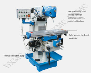 Xq6226b Universal Radial Milling Machine pictures & photos