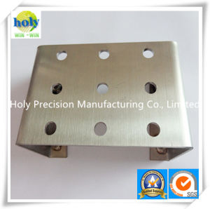 Custom Stainless Steel Sheet Metal Fabrication with ISO Factory pictures & photos