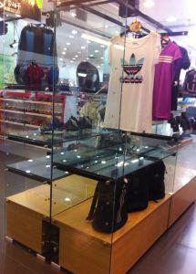 Modular Glass Display Shelf pictures & photos
