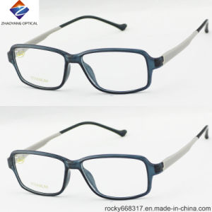 Tr90 Optical Frame with Metal Temple pictures & photos