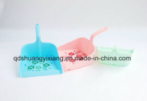 Colourful Convenient Plastic Dustpan