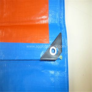 Waterproof Roofing Coated PE Blue Cover Tarpaulin pictures & photos
