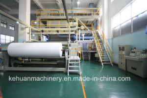 Industrial Use Polypropylene Spun Bond Nonwoven Fabric Machine pictures & photos