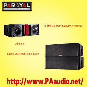 "BI-AMP Dual 12"" Line Array (VT212)"