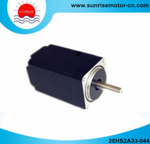 28hs2a33-044 6n. Cm 0.35A 1.8degree 2 Phase Hybrid Stepping (stepper) Motor pictures & photos