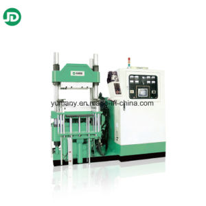 Precision Vertical Automatic Thermo-Compression Molding Machine (JDLBZ) pictures & photos
