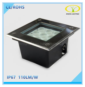 IP67 Outdoor Landscape 9W LED Garden Light with Square Design pictures & photos