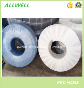 PVC Plastic Water Spiral spring Steel Wire Hose Pipe pictures & photos