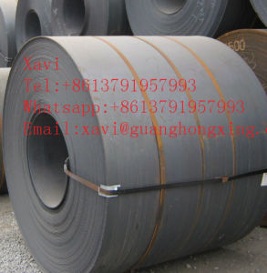 Hot Rolled Steel Coil Q195 Q235B Q345b pictures & photos
