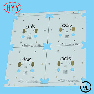 Single Layer Aluminum LED PCB with SGS Certification 5105 pictures & photos