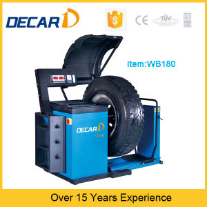 Decar Wb180 Wheel Balancing Weight Machine pictures & photos